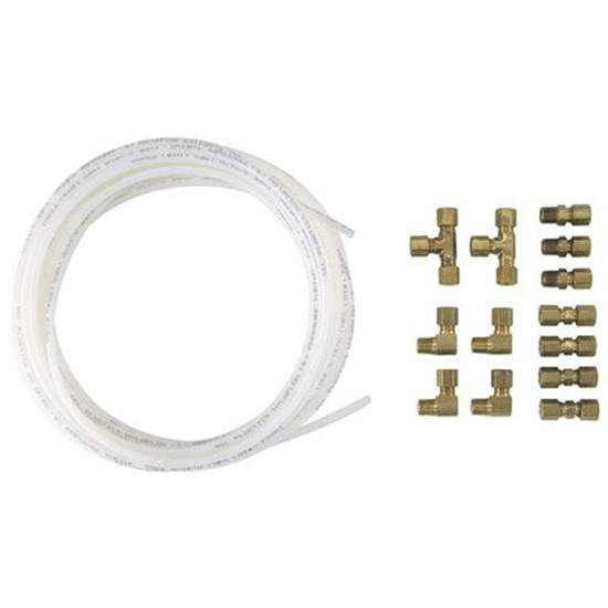 Lightweight Nylon Brake Line Kit