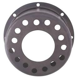 Stamped Steel Brake Hat, 3 Inch Offset