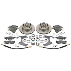 Complete Disc Brake Kit 1937-48 Ford, 5 on 5-1/2 BC