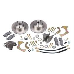 Deluxe Disc Brake Kit 1965-1968 Chevy Full Size Car