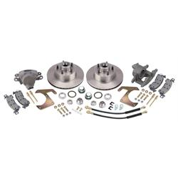 Deluxe Disc Brake Kit 1941-1959 Chevy Half-Ton Pickup