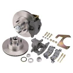 1948-1956 Ford Half Ton Deluxe Disc Brake Kit, 5 x 4-3/4 Inch