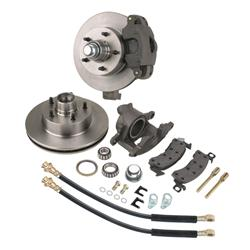 1958-1964 Chevy Disc Brake Kit for Drop Spindles