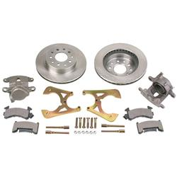 GM 10 &amp; 12 Bolt Bolt-On Rear Disc Brake Kit