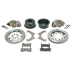 Speedway Rear Disc Brake Kit with Emergency Brake, 3 Inch Backspace