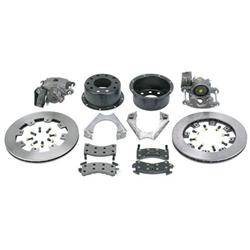Speedway Rear Disc Brake Kit with Emergency Brake, 1.94 Inch Backspace