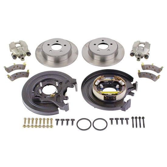 Rear Disc Brake Kit with Emergency Brake