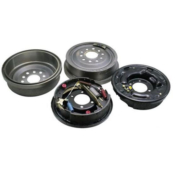 Garage Sale - Ford 9 Inch Rear Drum Brake Kit, 11 Inch, 2-3/8 Offset