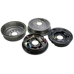 Ford 9 Inch Rear Drum Brake Kit, 11 Inch, 2-3/8 Offset
