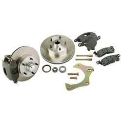 "Complete 11"" Brake Kit For Mustang II Spindles (G-Sale)"