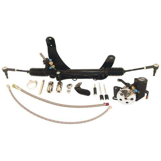 1970-1974 Mopar E Body Rack and Pinion Kit - Small Block Engine