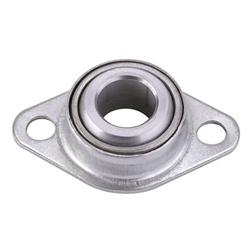Firewall Mount Steering Flange Sleeve, 0.995 Inch Shaft