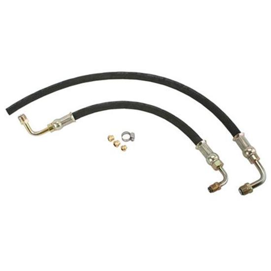 Mustang II-GM Pump Power Steering Hose Kits