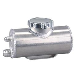 Aluminum Steering-Mounted Reservoir Tank AN 10 Fitting