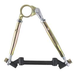 Adjustable A-Arm with Cross Shaft, Strut Type, 8 Inch