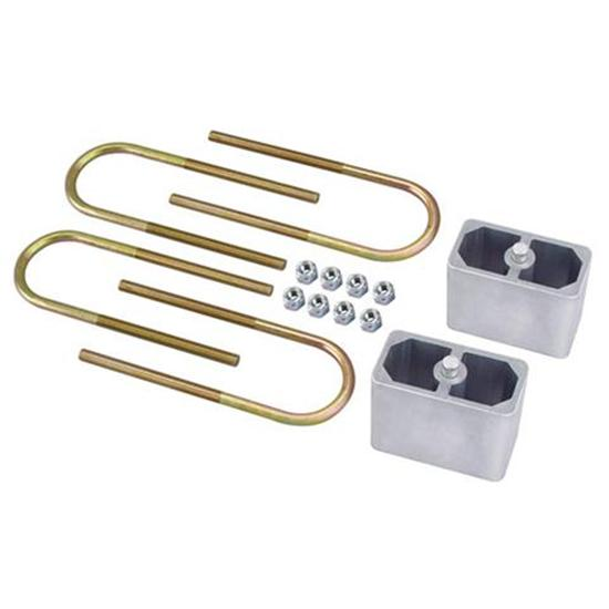 Universal Lowering Block Kit, 1 Inch