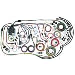 American Autowire 500481 1955-59 Chevy Pick-up Wiring Harness