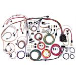 American Autowire 510105 1970-72 Chevelle Wiring Harness