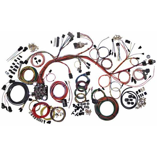 american autowire chevy impala oem style wiring american autowire 510063 1961 64 chevy impala oem style wiring harness