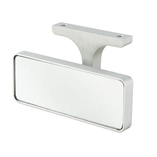 Billet Aluminum Inside Mirror, Screw-On