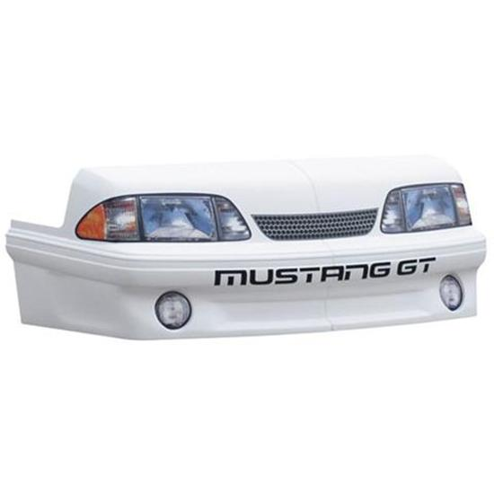 1979-1993 Mustang Nose Graphics