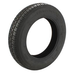 Coker Tire 56044 Firestone F560 Blackwall Radial, 145R15, 4-5 Inch Rim