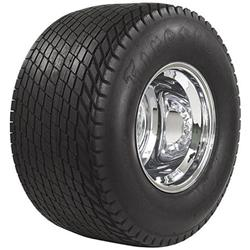 Coker Tire 613125 Firestone Tubeless Grooved Rear Tire, 14/31-15