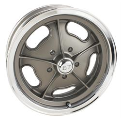Team III W55DM45 ET Dragmaster Wheel-15x5-5 on 4-1/2, 3 Inch Backspace