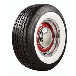 Coker Tire 630600 BF Goodrich Silvertown Whitewall Radial, 255/70R-15