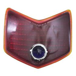 1940 Ford Blue Dot Tail Light Lens, Passenger Car
