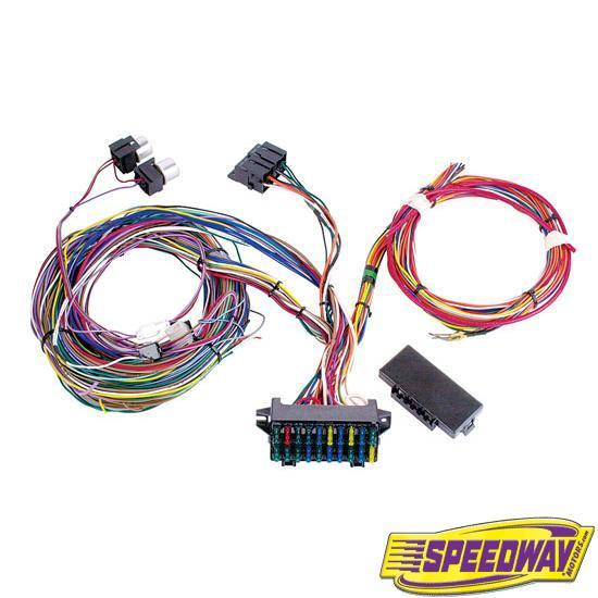 Garage Sale - Mr  Roadster 20 Circuit Wiring Harness
