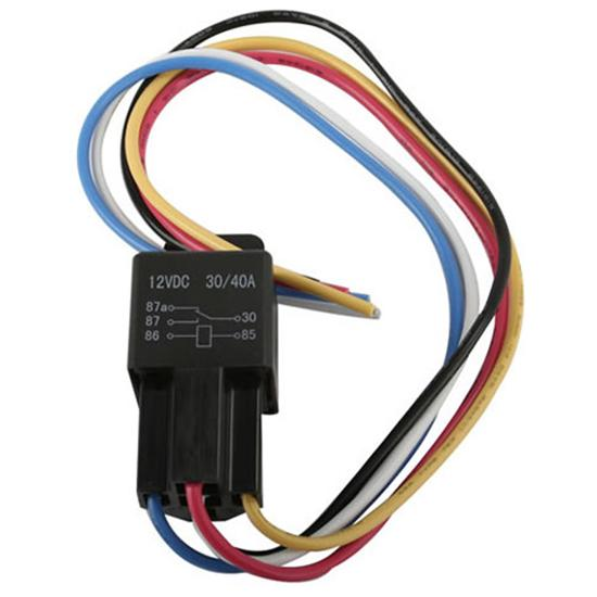 Budget 40-Amp Relay Kit