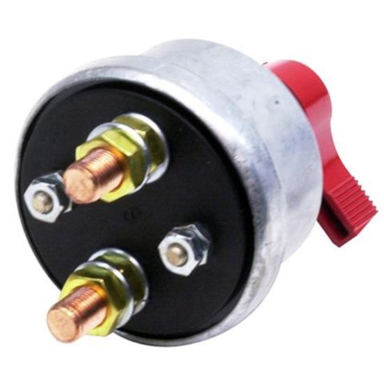 Four Post Battery Disconnect Switch