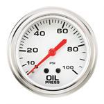 Speedway 2 5/8 Inch Oil Pressure Gauge