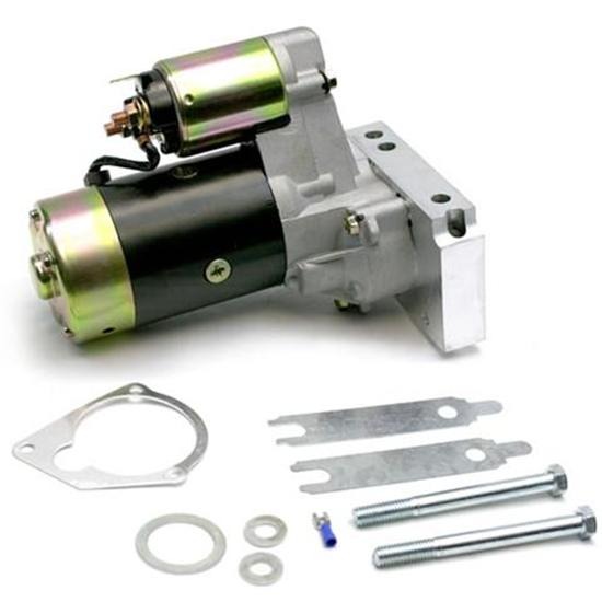Speedway chevy mini starter kw plain free shipping