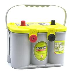 Optima Batteries D34-78-950 Deep Cycle Yellow Top Battery, 870 CA