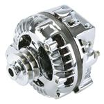 Mopar Chrome Alternator, 60 Amp