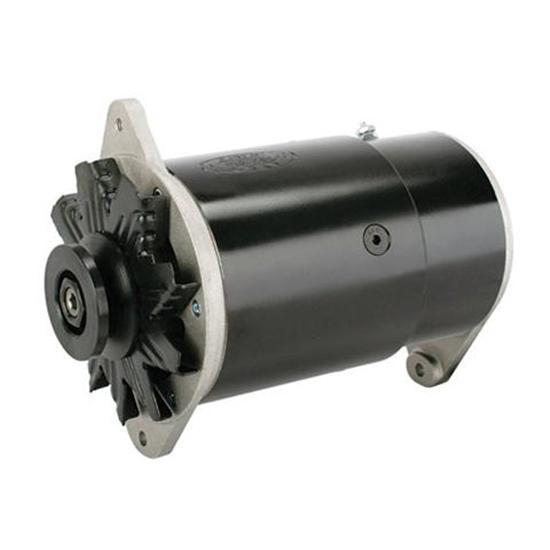 powermaster 82051 2 powergen early gm alternator 12 volt black powermaster powergen 1955 64 gm 1 wire alternators 12 volt