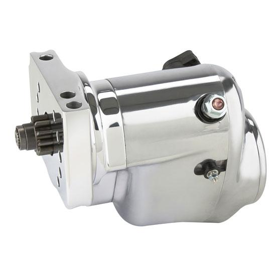 PerTronix 67420P Chevy Polished Aluminum Mini Starter