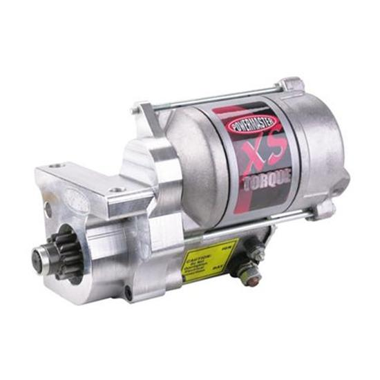 Powermaster 9500 Chevy Gear Reduction Starter-168 Tooth, Straight Bolt