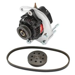 Powermaster 8-801 Small Block Chevy 50 Amp Mini Alternator Kit