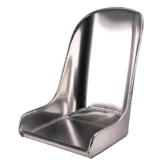 Speedway Aluminum Hot Rod Bomber Seat