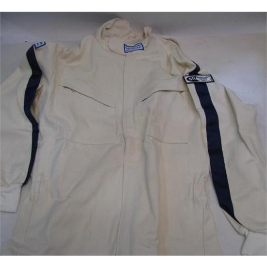 Garage Sale - Vintage RaceQuip 2 Piece Single Layer Proban Race Suit