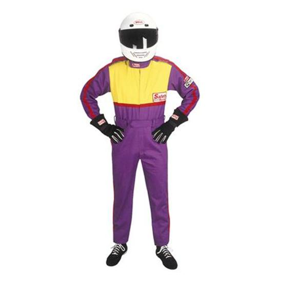 Garage Sale - Safety Racing Purple Supreme Two-Piece Suit