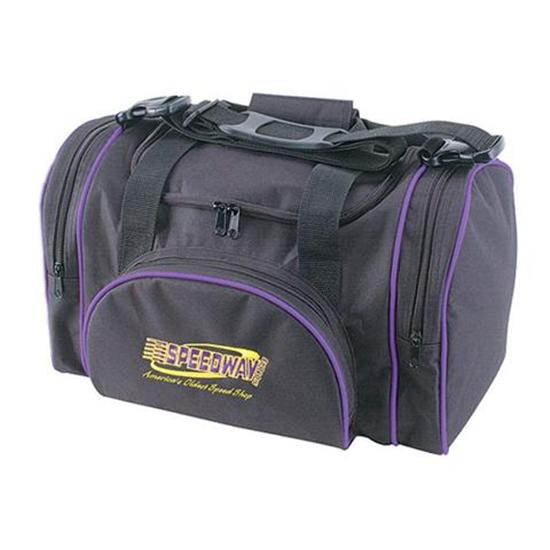 Speedway Small Pit Bag