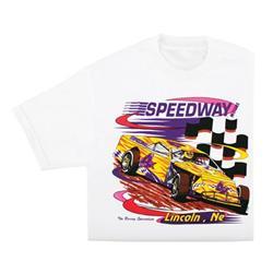 Garage Sale - Speedway T-Shirts