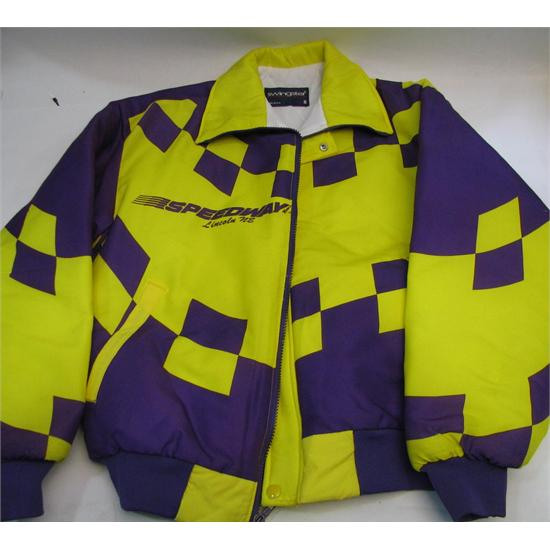 Garage Sale - Authentic Speedway Winter Coat, Small