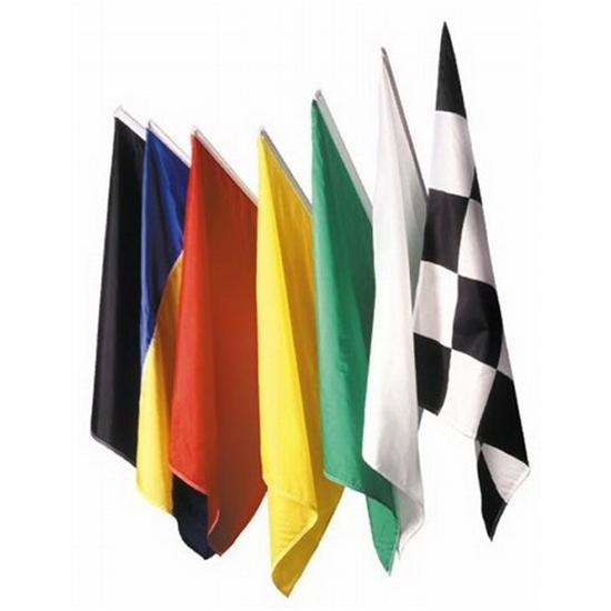 Race Track Flag Set, 3 Ft. x 3 Ft.