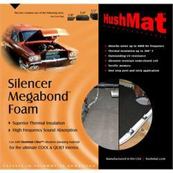 HushMat 20100 Silencer Megabond 1/8 Inch Gasket Kit