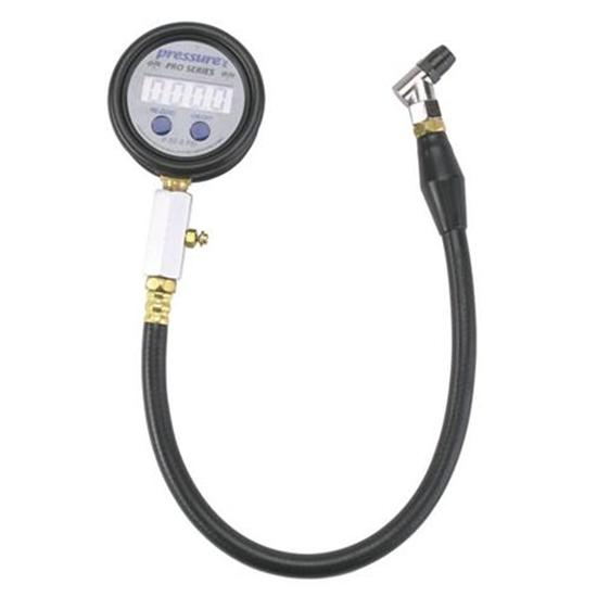 Digital Tire Pressure Gauge with Hose